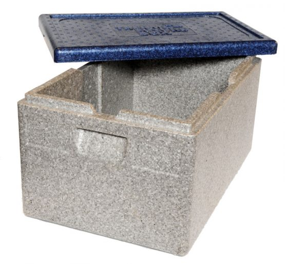 Premium kasse - 46 l . Gastronorm 1/1.-0