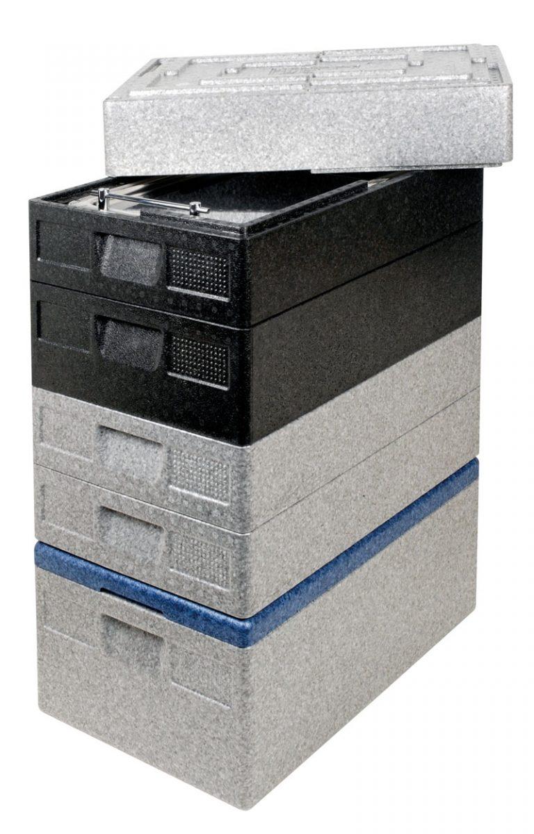 Premium kasse - 46 l . Gastronorm 1/1.-236