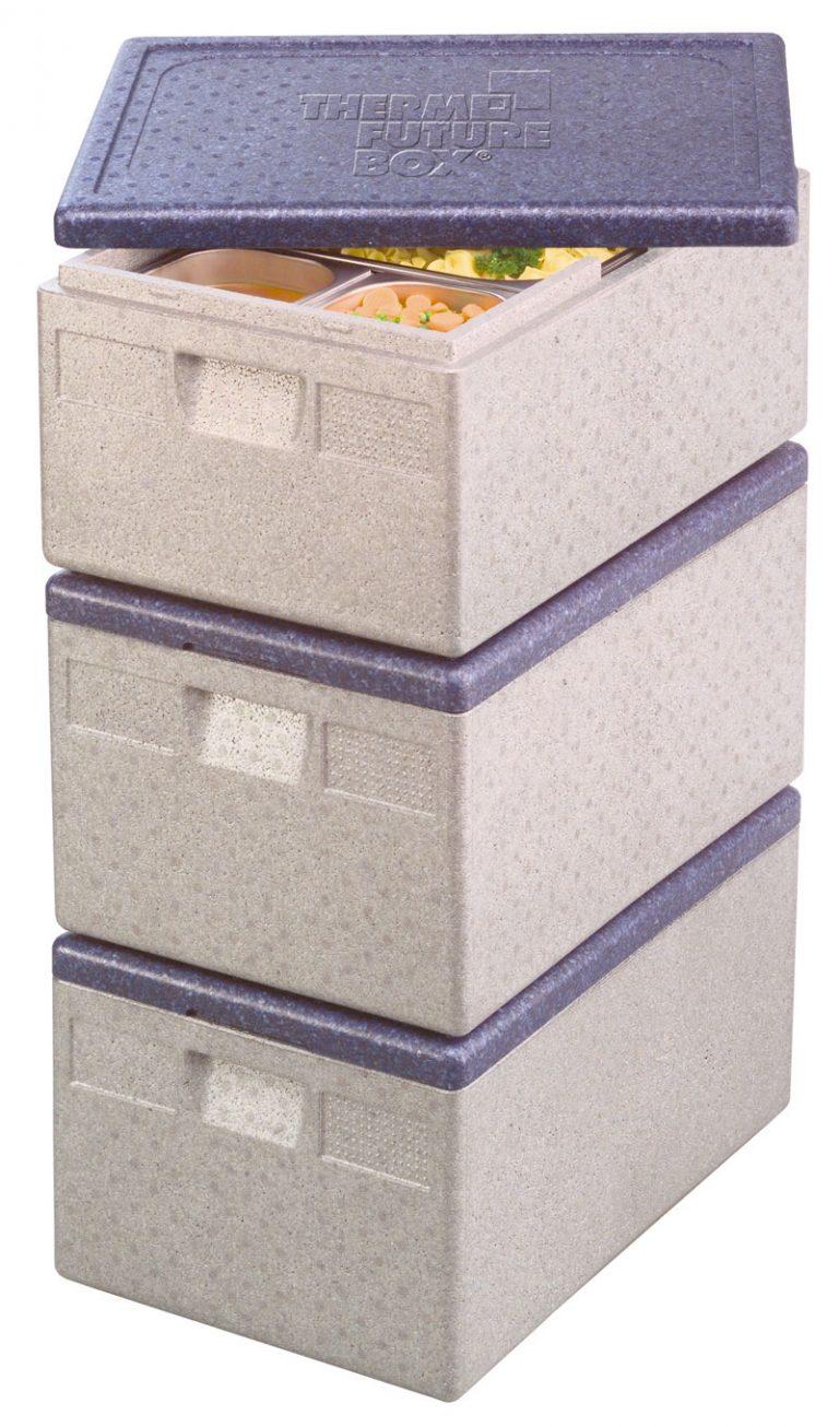 Premium kasse - 46 l . Gastronorm 1/1.-235