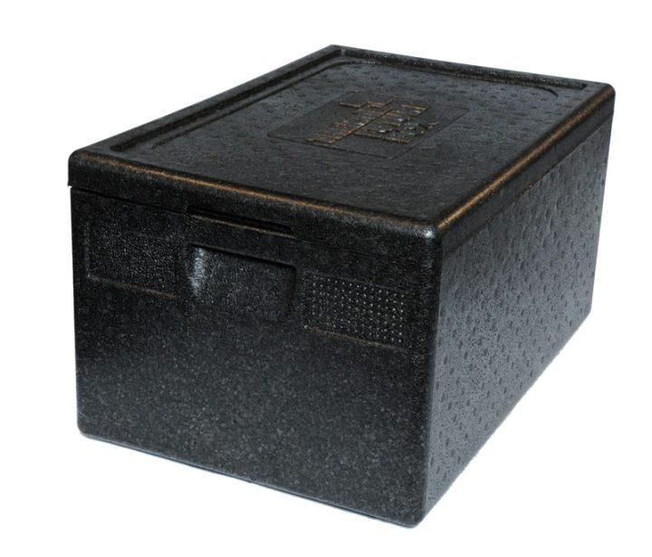 Premium Eco kasse - 46 l. Gastronorm 1/1.-238