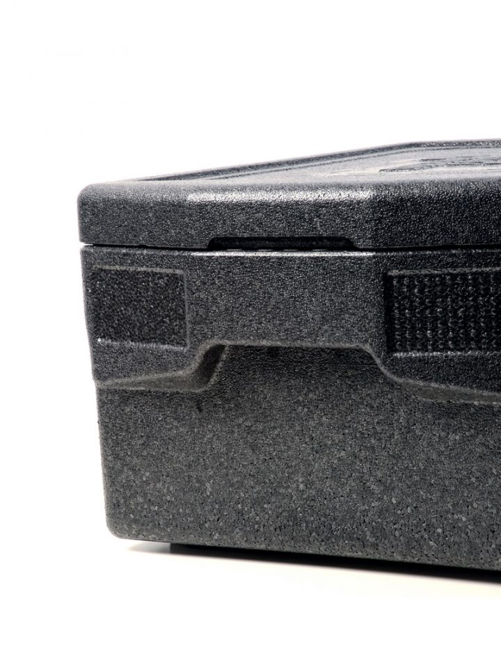 Deluxe Eco kasse - 38 l. Gastronorm 1/1.-243