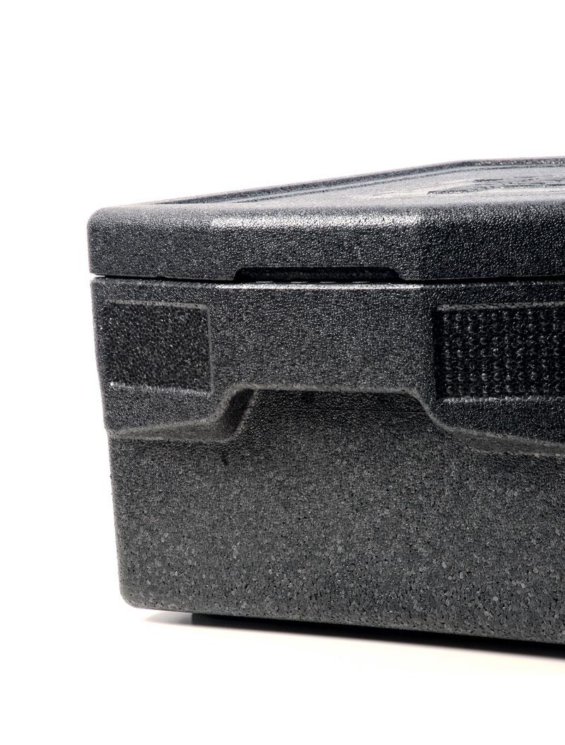deluxe eco kasse 38 l gastronorm 1 1. Black Bedroom Furniture Sets. Home Design Ideas