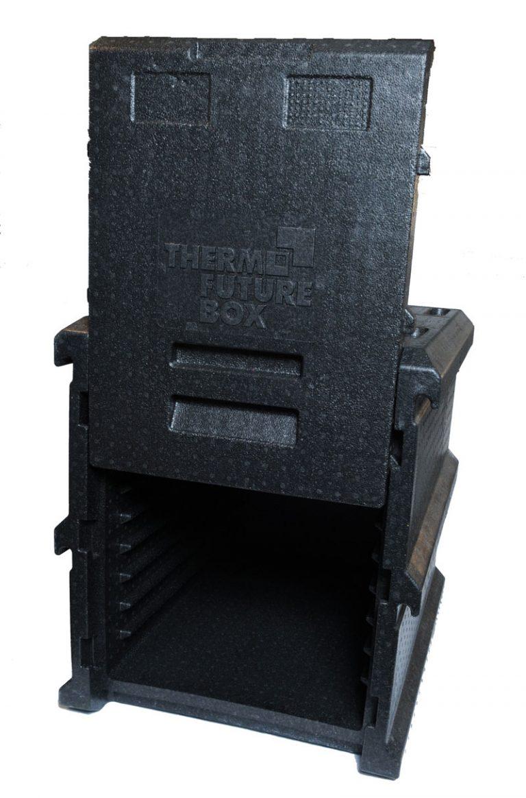 Erstatningsfront/dør - frontloader 100 l.-343