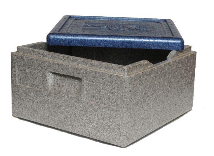 Square kasse - 21 l. 35 x 35 cm.-0