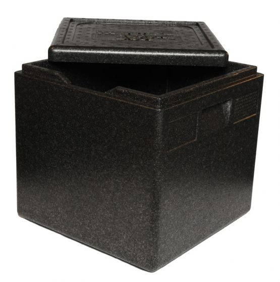 Square kasse - 40 l. 35 x 35 cm.-0
