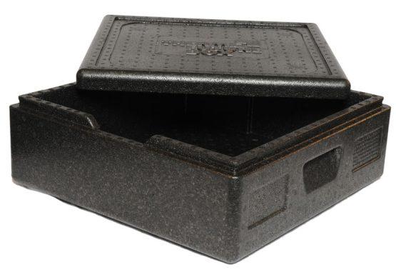 Square kasse - 21 l. 42 x 42 cm.-0