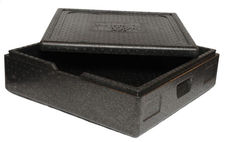 Square kasse - 33 l. 53,5 x 53,5 cm.-0