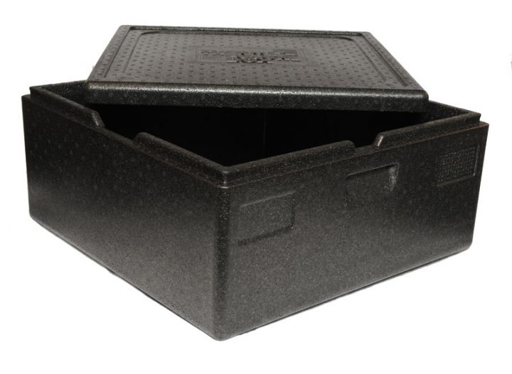 Square kasse - 62 l. 53,5 x 53,5 cm.-0