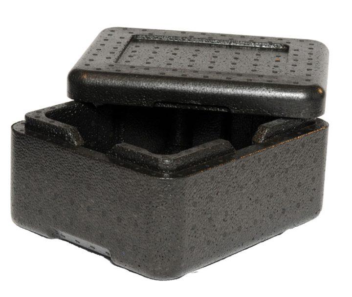 Menu-Mini Eco kasse - 3 l - 1 portion. -0