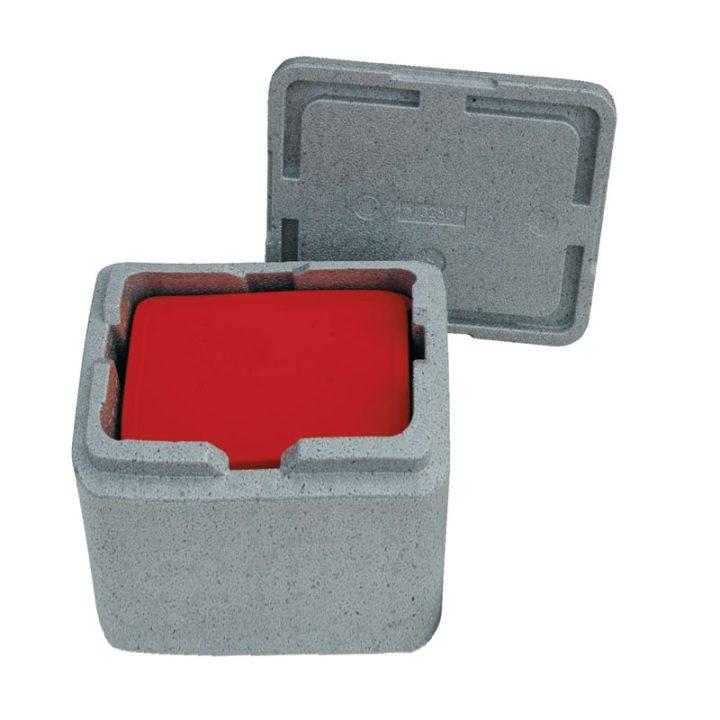 Menu-Mini kasse - 4 l. 2-3 portioner.-389