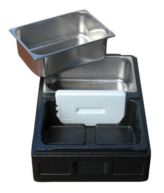 Kasse til konsumis - 2 x 8 l. -395