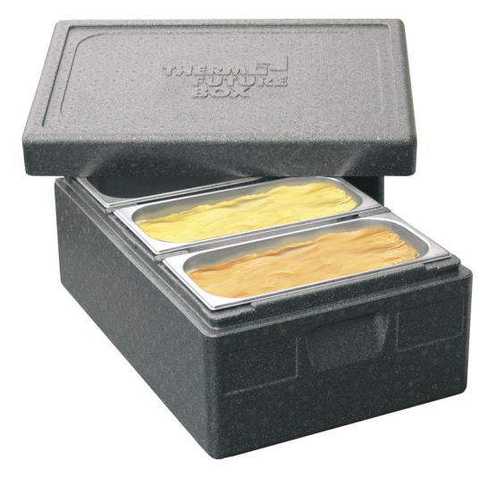 Kasse til konsumis - 3 x 8 l. -396