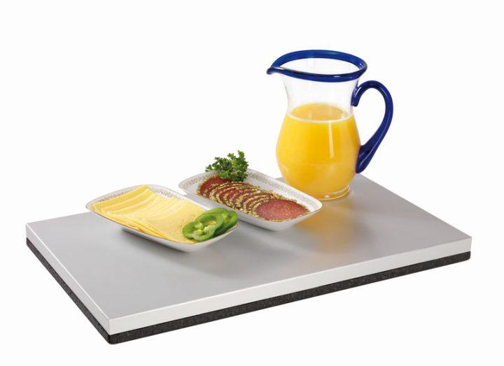 Køleplade til anretning. Gastronorm 1/1.-425