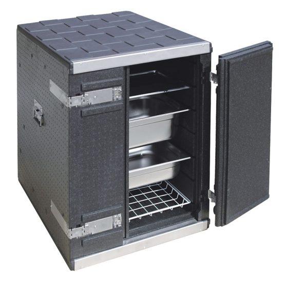 Til indstik/frontload - 242 l - 7 skinner. Gastronorm 1/1 og 60/40.-0