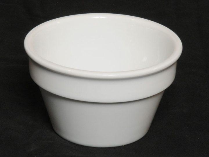 Porcelænsskål til tilbehør - 500 ml.-0