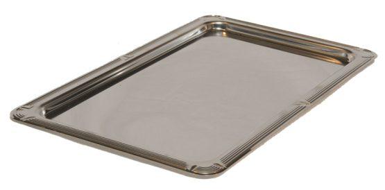 Fad til stabling - rustfrit stål. Gastronorm 1/1.-0