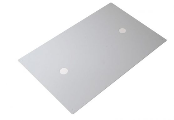 Mellemlægsplade i aluminium. Gastronorm 1/1.-0