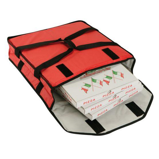 Square taske med hank. 45 x 45 cm.-0