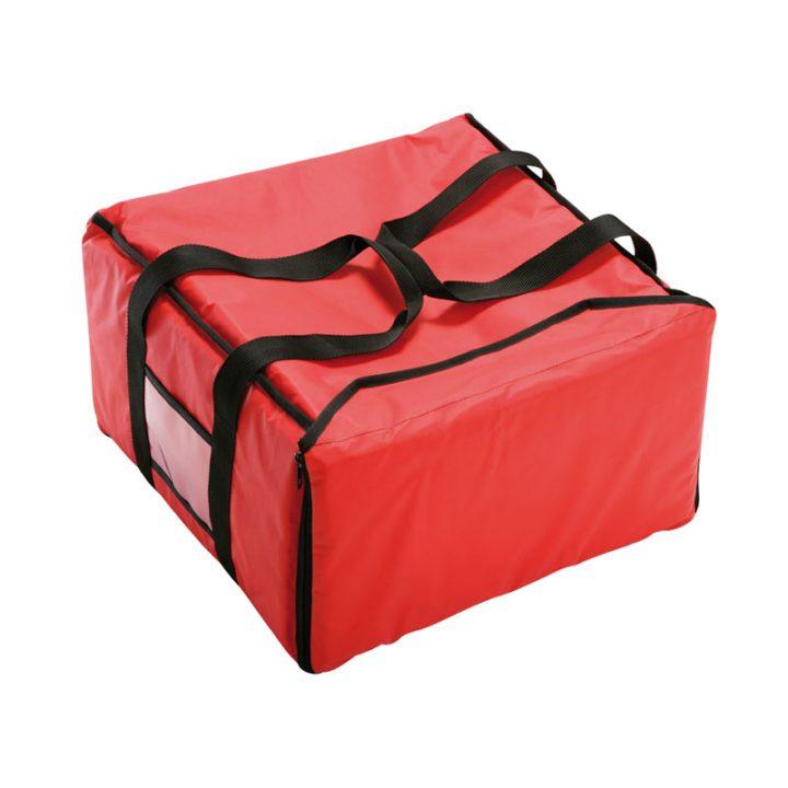 Square taske med hank og varmeplade. 45 x 45 cm.-0