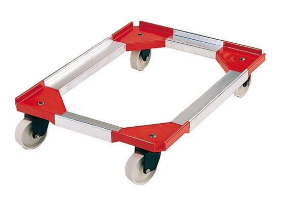Tralle til kasser og indstik/frontloadere i 60/40.-0